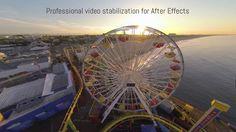 Стабилизация видео (пример применения плагина)