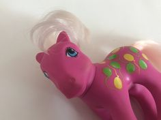 Excited to share the latest addition to my #etsy shop: Vintage Girls Toy: 1987 My Little Pony G1 Twice as Fancy Up Up and Away MLP Balloons By Hasbro Made in Hong Kong, ORIGINAL 80s Pony #mylittlepony #twiceasfancy #upupandaway #mlp