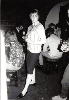Paul Hallams early 1980s Mod Revival pics (III).