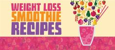 Top 10 Weight Loss Smoothie Recipes #weightlossbeforeandafter
