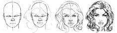anatomy drawing head - Google Search