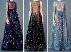 Valentino space dress