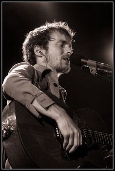 Damien rice. Everything about him is perfect.