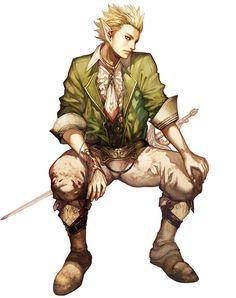 L2-elf-male by ~Zarralla on deviantART