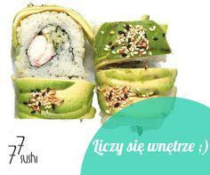 Liczy się wnętrze! #77sushi