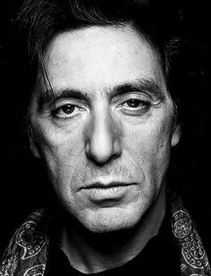 Al Pacino   by Terry O'Neill, London, 1995