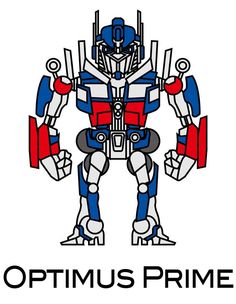 Optimus Prime TRANSFORMERS オプティマスプライム トランスフォーマー