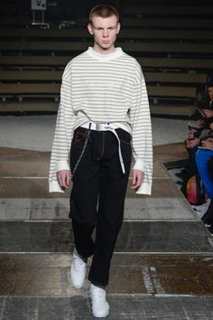 Gosha Rubchinskiy FW16.  menswear mnswr mens style mens fashion fashion style runway gosharubchinskiy