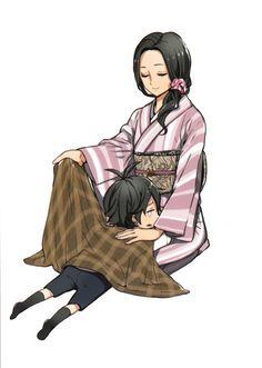 So cute~~~ Handa and his mother Secret World Of Arrietty, The Secret World, Annoying Kids, Baka To Test, Otaku, Oresama Teacher, Slice Of Life Anime, Barakamon, Lucky 7