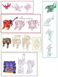 Orion Megazord Concept by on DeviantArt Power Rangers Zeo, Power Rangers Megazord, Mighty Morphin Power Rangers, Monster Concept Art, Robot Concept Art, Character Concept, Character Art, Game Card Design, Hero Time