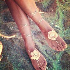 Photopoll:  beach sandals?