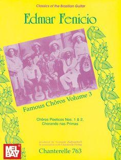 Edmar Fenicio: Famous Choros Volume 3 (Book)