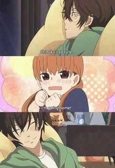 Tonari no Kaibutsu-kun || anime funny