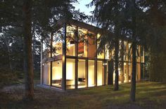 Contemporary Eco-Friendly House in Germany