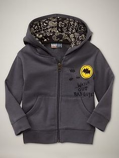 1ba77f28 batman hoodie Batman Hoodie, Batman And Superman, Batman Baby Clothes,  Toddler Boy Outfits