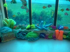 VBS decorations: Great Barrier Reef