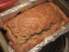 Meggie's Munchies: Paleo Zucchini Bread