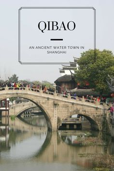 A great place to start your road to cultural enrichment in Shanghai.  http://www.driftwoodrhythms.com/destinations/asia/china/shanghai/qibao-ancient-water-town/