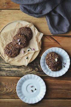 Zdravé čokoládové sušenky | Jane at home
