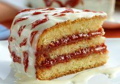 Nada mais tentador que esse bolo de goiabada cremosa.  Receita nova para entrar no cardápioAproveite para conhecer mai