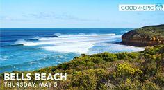 """Bells Beach - Epic !  As seen on @surfline feature """"Good to Epic"""" #epic #goodtoepic #bellsbeach #surfline #surflinelocalpro #pumping #waves #ocean #lineup @reef @reef_anz @bellsbeach_surfshop #bells #surfing #surf #greatoceanroad @surflinelocalpro @crumpler_hq by aframephotos"""