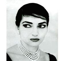 Maria Callas-Famous opera singers
