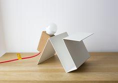 'Glint' Lamp | Design - Mendes'Macedo for Galula 2012