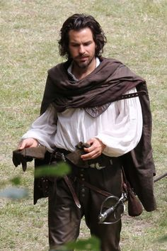 Lovely Aramis Season 3 of The Musketeers