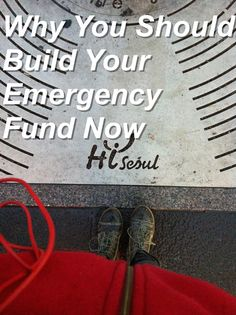 Expecting the Unexpected: Why You Should Build Your Emergency Fund Now What if you wake up and find out today would be your last day at work? Is your emergency fund enough to last you until you find your next job?