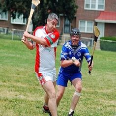 Hurling is to the Irish as Soccer is to the English or Amrican Football is to the Americans. It is an intrinsic part of our culture, deep rooted...
