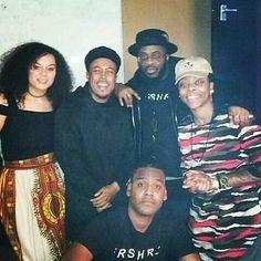 @Regrann from @itstruemendous -  Kamio London ... #grouppic #gig #performance #hiphop #rap #poetry #singing #soul #reggae #photo #photography #photographer #black #blackgirlmagic #tour #work #freedom #reality #life#MMV #BIGLIFE - #regrann