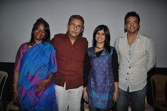 Naseerudin Shah, Miriam & Javed Jaffrey