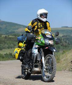 touratech kawasaki klr 650 - Google zoeken Kawasaki Ninja, Motos Kawasaki, Motocross, Kawasaki Versys 650, Motos Retro, Old Fat, Klr 650, Motorcycle Camping, Dual Sport