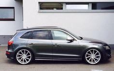 Audi SQ5 on Vossen CVT