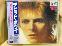 CD/Japan- DAVID BOWIE Space Oddity +3 bonus trx w/OBI RARE EARLY 1990 TOCP-6202 #PsychedelicRock