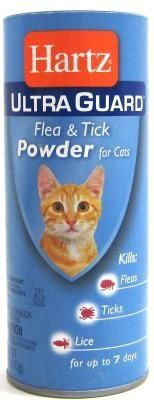 Hartz 2 In1 Flea Tick Powder Cat (3-Pack) -- Read more  at the image link.