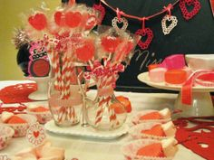 Valentine Centerpiece Decorations