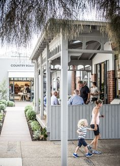 See inside Country Road's first resort store and cafe in Sorrento, Victoria - Vogue Living Melbourne Girl, Melbourne Coffee, Melbourne Travel, Melbourne Street, Victoria Australia, Vogue Australia, Australia Travel, Melbourne Australia, Cafes