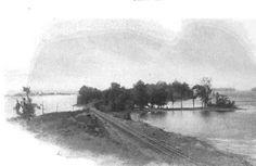 Bow & Arrow Point, North Hero, VT (1904)