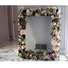 "321 Likes, 11 Comments - Frames For Florists (@framesforflorists) on Instagram: ""Gorgeousness created by lovely Gee @bloomandburn using our bespoke sized photo frame…"""