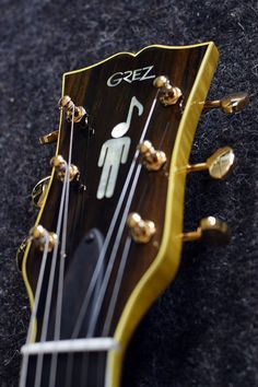 Grez headstock http://www.grezguitars.com