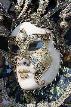 Photo about Beautiful decorative golden carnaval mask in venice. Mardi Gras Carnival, Carnival Of Venice, Carnival Masks, Carnival Costumes, Venetian Masquerade, Venetian Masks, Masquerade Ball, Masquarade Mask, Butterfly Mask