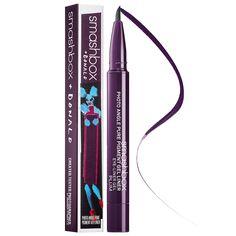 Smashbox + Donald Robertson: Photo Angle Pure Pigment Gel Liner #NewatSephora #Eyeliner