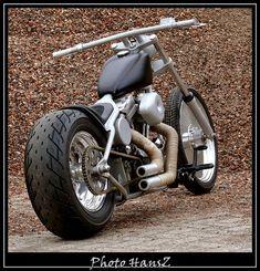 Own/Drive A Raw Bike...