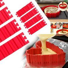 Flexibele cakevorm