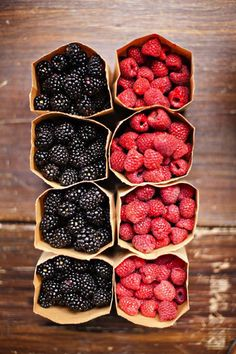 Raspberries - visit your local produce stand to get some this summer. Give us a call though if you need help with online reputation management.