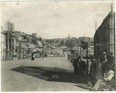 Avenida Brasil, año 1890                                         Fuente:  Fotografía Patrimonial      M.H.N.