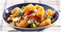 Chicken Tot Pie - Ore-Ida - Recipes