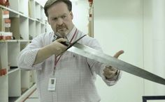 Arms and armour specialist Howard Dixon recalls the moment he found the historic Harriet Dean sword — a piece that had evaded arms experts for decades