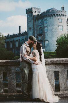 Kilkenny Castle in Kilkenny, Republic of Ireland Wedding Destinations, Wedding Locations, Destination Wedding, Garden Wedding, Our Wedding, Kilkenny Castle, Vow Renewal Ceremony, Republic Of Ireland, Handfasting
